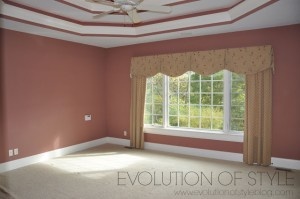 Master Bedroom Evolution