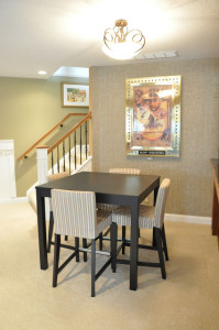 House Tour – Basement Before & After