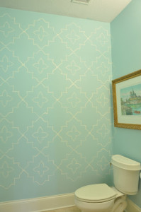 Powder Room Reveal!