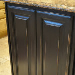 Painted Kitchen Island – A Sneak Peek