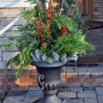 Easy Outdoor Holiday Decor