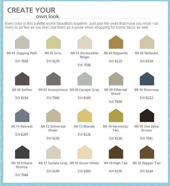 Most Useful Oil Paint Colors