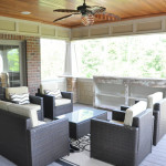 Taking it Outside – Covered Porch Reveal