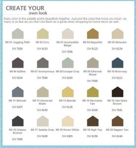 Bold Basement Color