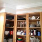 Building Up Builder Grade Cabinets