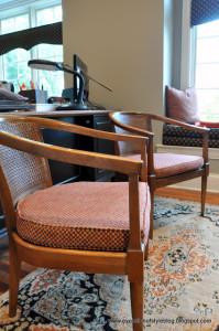 Craigslist Treasure & Upholstery Decisions