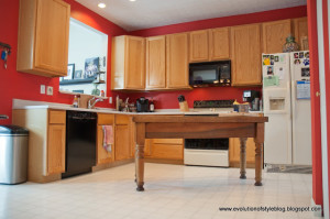 Oak Kitchen Reveal: From Builder Grade to Custom Made