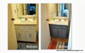 Love the One You're With: Bathroom on a Budget