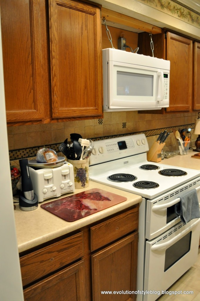 Client Kitchen Cabinet Refresh Complete Evolution Of Style