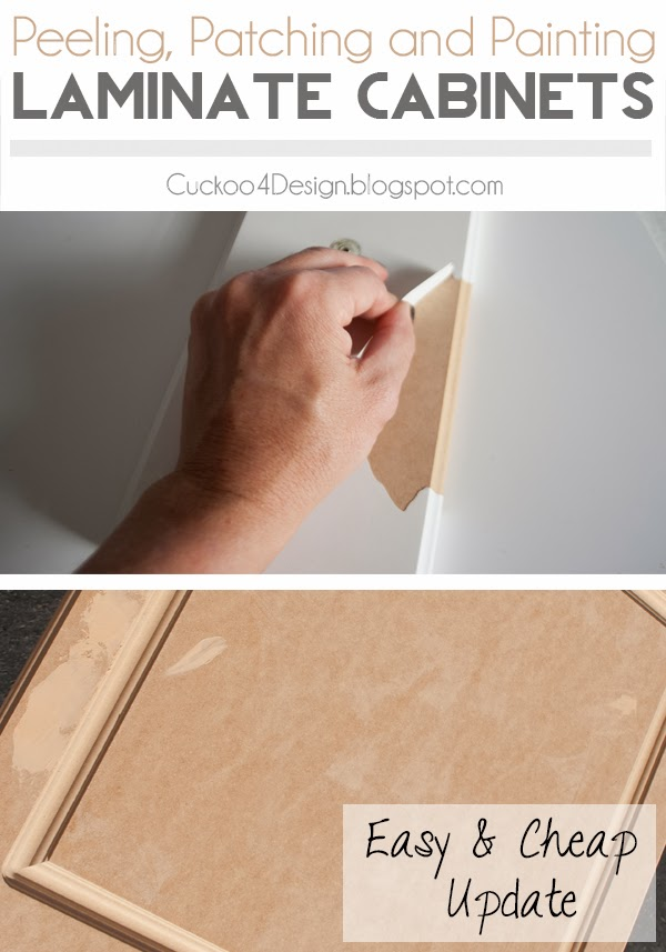 5 cabinet painting problems solved evolution of style for Can you paint veneer kitchen cabinets