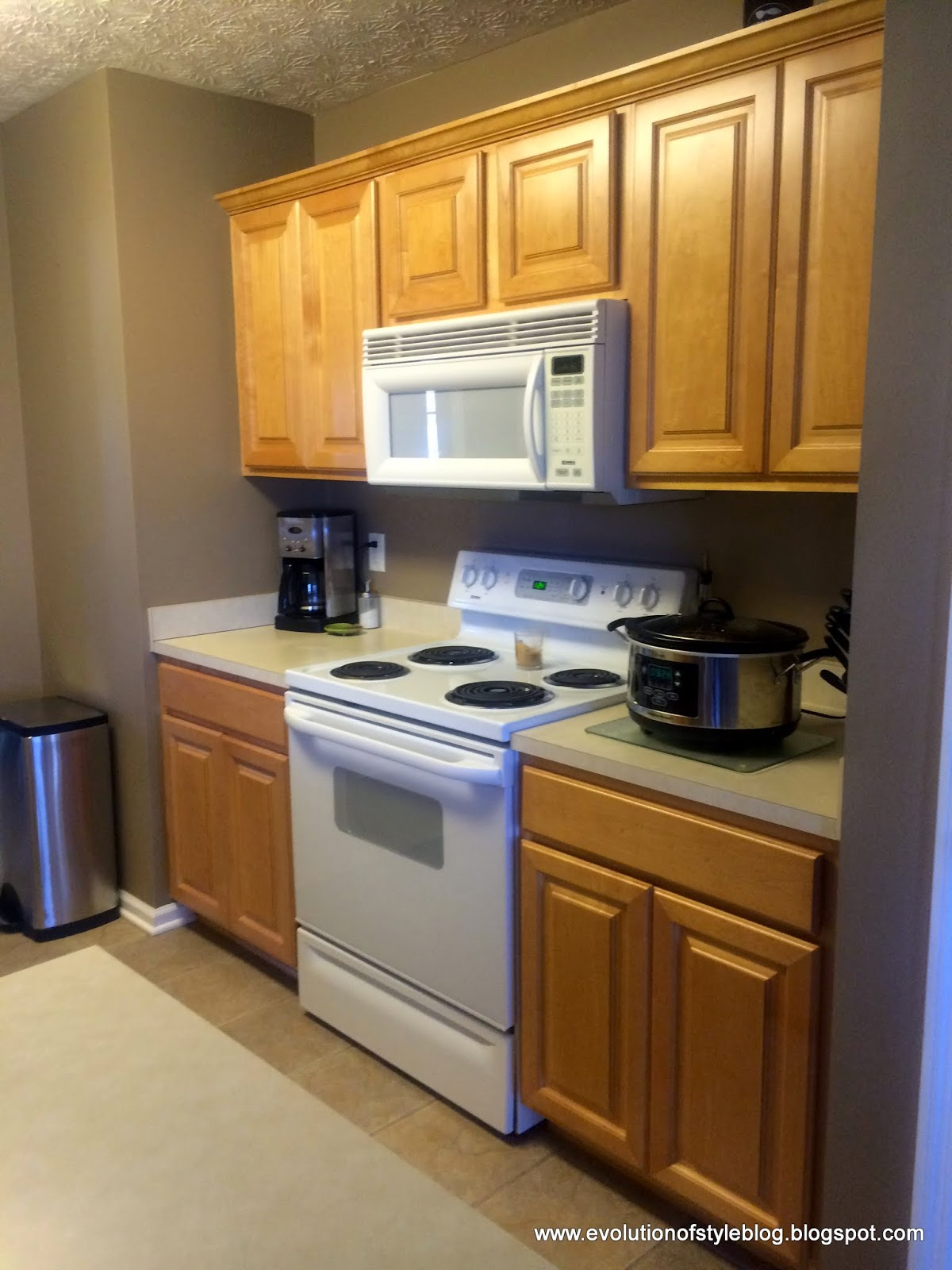 Redo Kitchen An Epic Painted Kitchen Cabinet Transformation Evolution Of Style