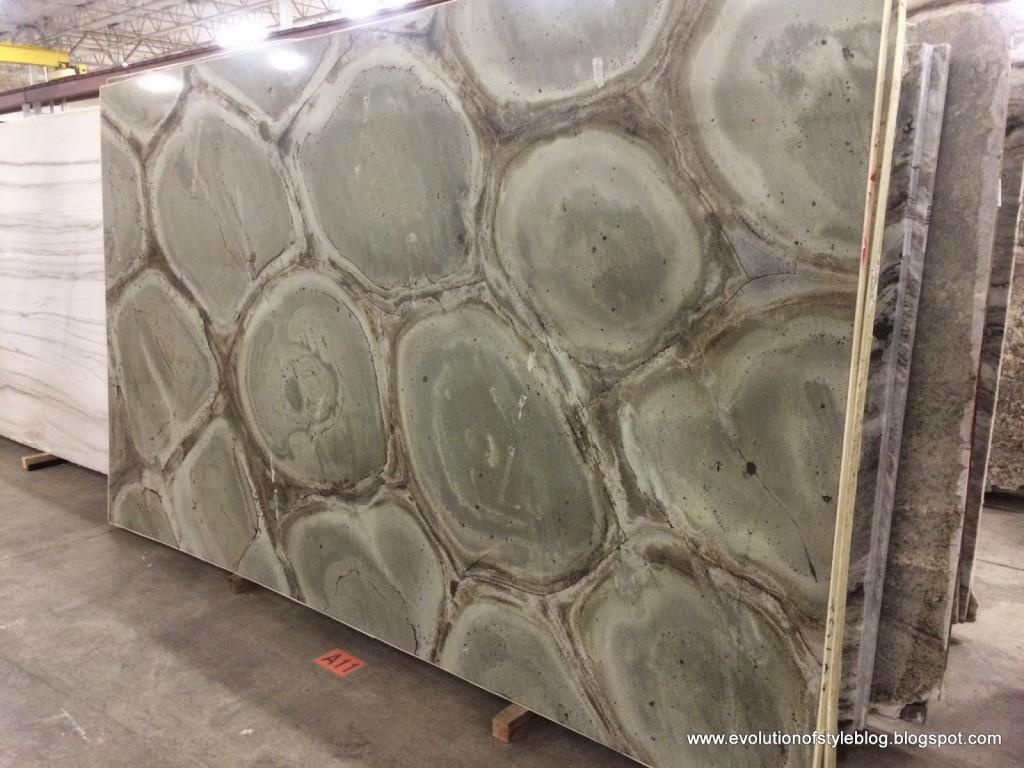 A Kitchen Redo Granite Shopping Evolution Of Style