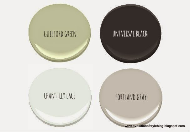 Portland Gray Color Family : Benjamin moore s color of the year and trends