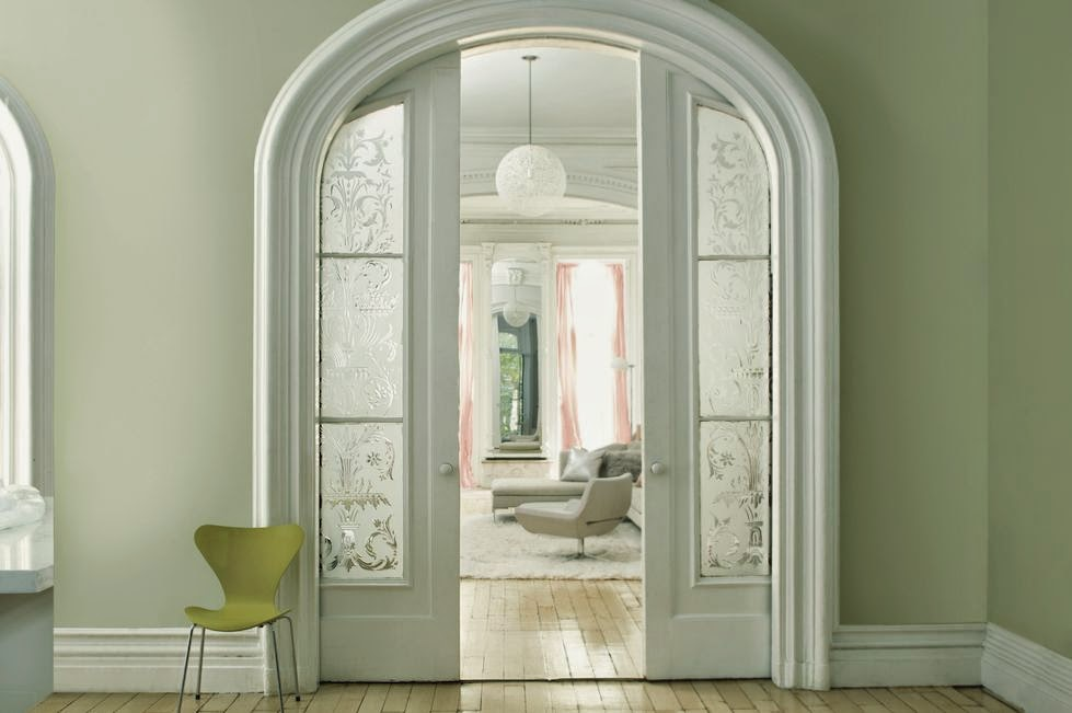 benjamin moore's 2015 color of the year (and color trends