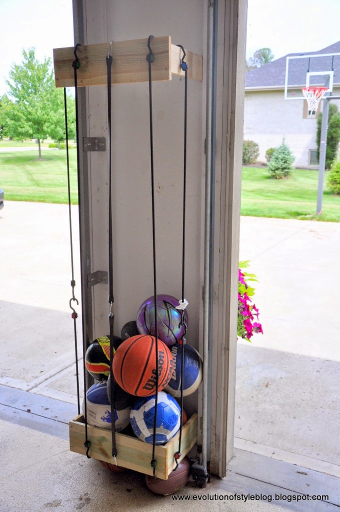 Bon Best Garage Ball Storage Designs