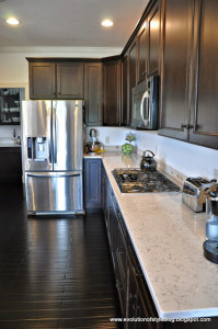 A Two-Toned Client Kitchen + An Announcement