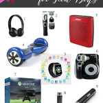 Gift Guide for Teen Boys + Giveaways Galore!