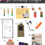 Gift Guide for Stocking Stuffers + A Giveaway Palooza!