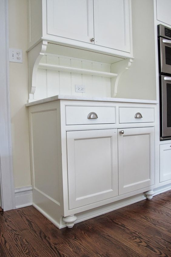 kitchen cabinet feet six ways to give your kitchen a custom look evolution of 2501