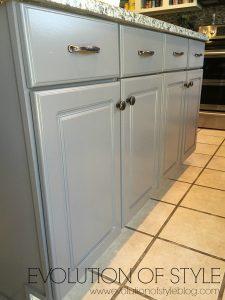 Friends Don't Let Friends Faux Paint Cabinets
