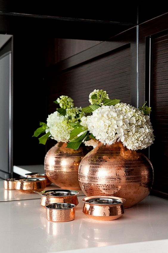 Copper Accents For Fall Evolution Of Style