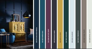 2017 Sherwin Williams Color Forecast