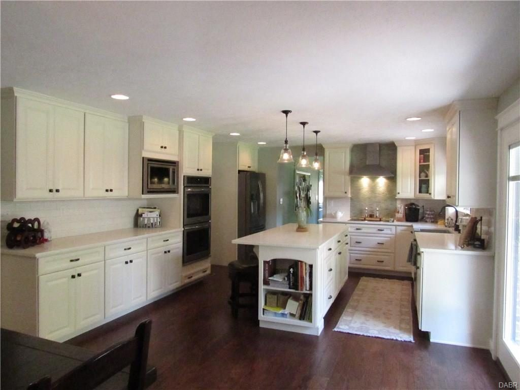 A must see tri level remodel evolution of style for Photos of remodeled kitchens