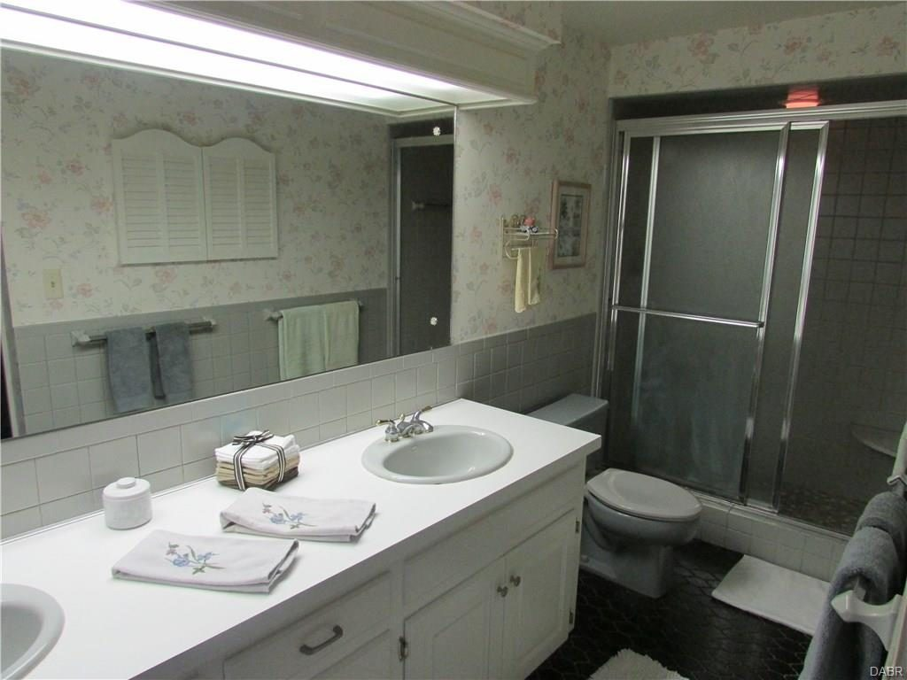 A must see tri level remodel evolution of style for Updated master bathrooms