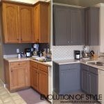 Two Updated Oak Kitchens