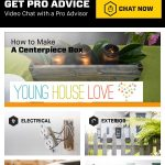 DIYZ:  DIY Tutorials + Pros in Your Pocket