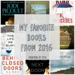 My Favorite Books from 2016