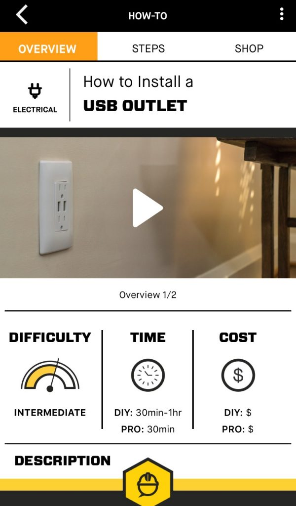 How to Install a USB Outlet