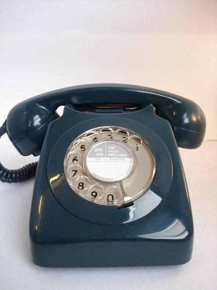 Navy telephone