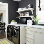 Laundry Room Goals: Craving Navy