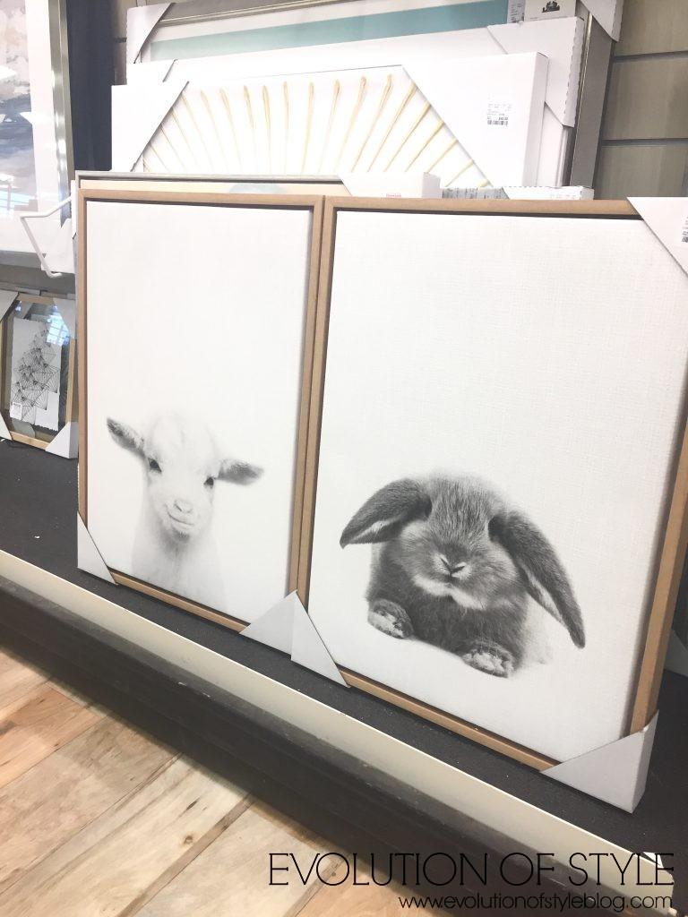 Baby Spring Animal Prints