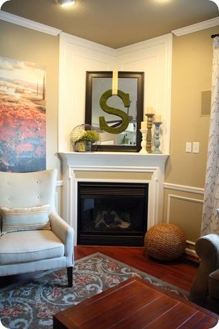 TDC Corner Fireplace