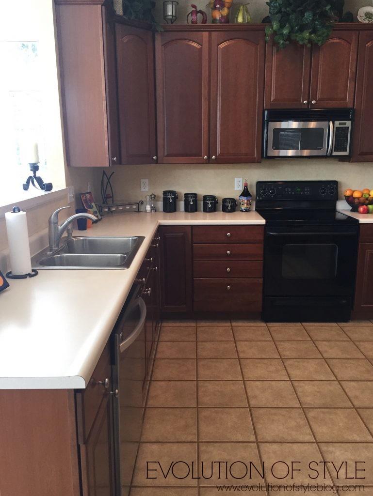 Fixer upper kitchen makeovers - Cherry Kitchen Remodel