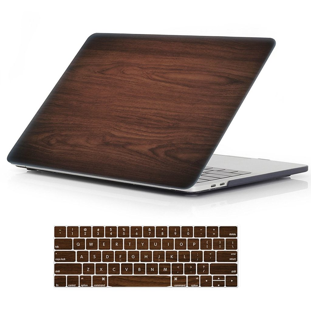 Macbook Wood Skin