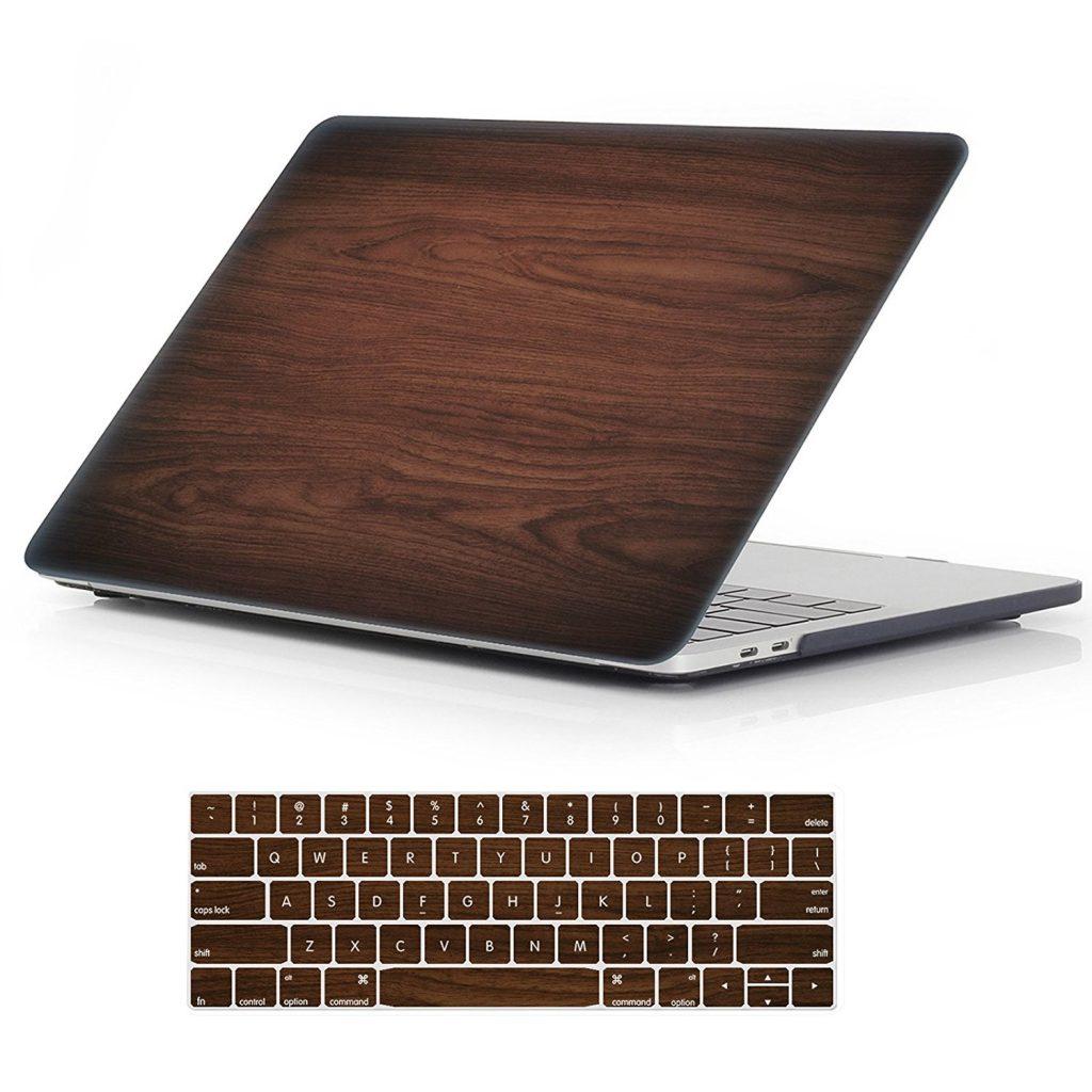 Macbook Wood Skin