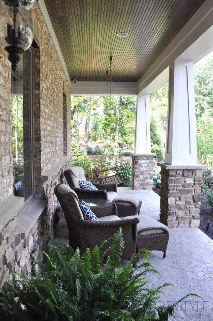 Craftsman Exterior Porch
