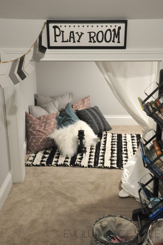 Play Room Nook