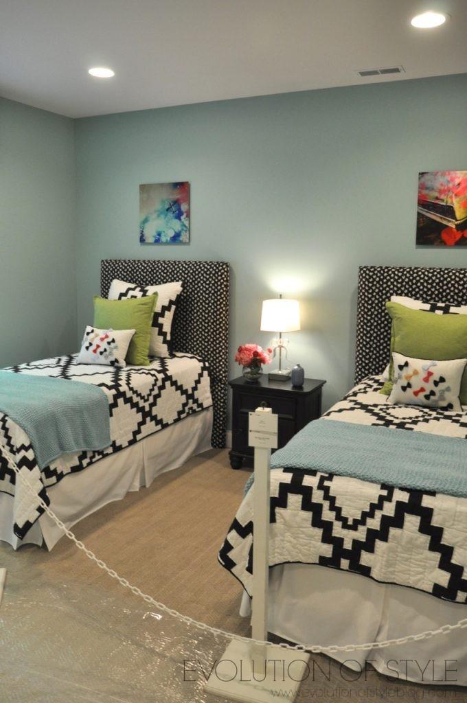 Homearama 2017 Bedroom