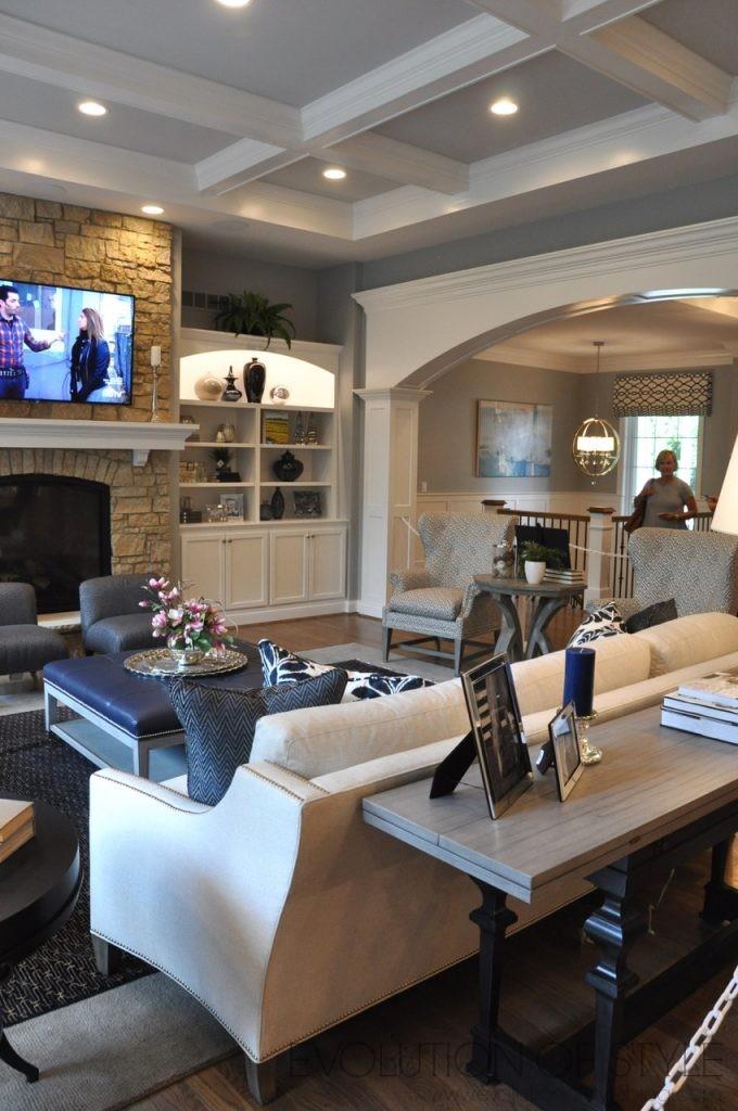 Great Room in SW Argos
