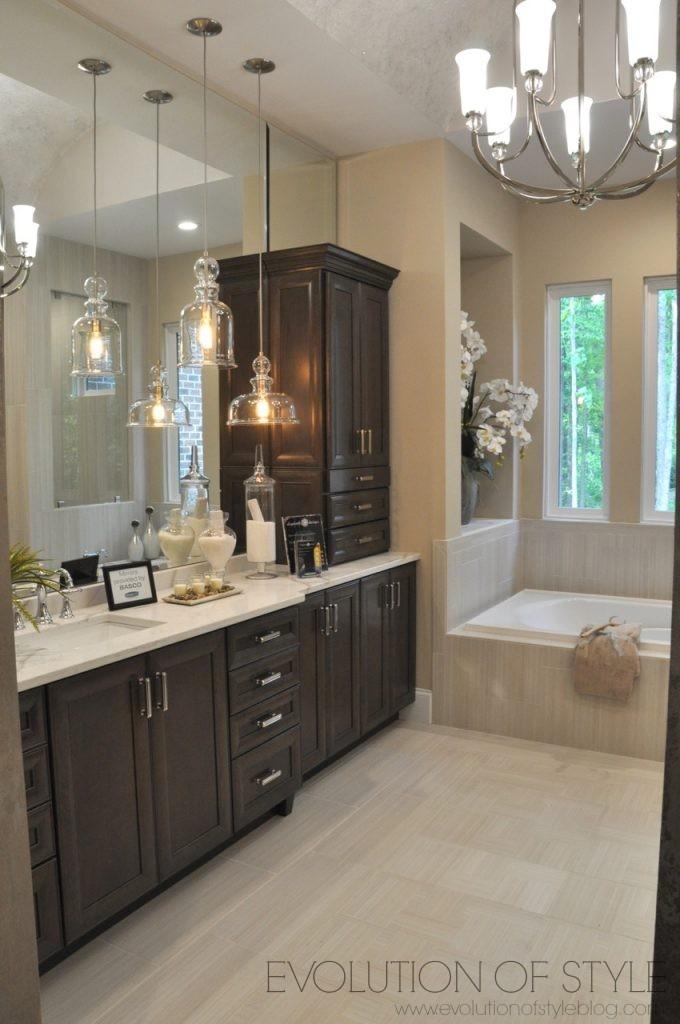 Homearama 2017 - Master Bathroom