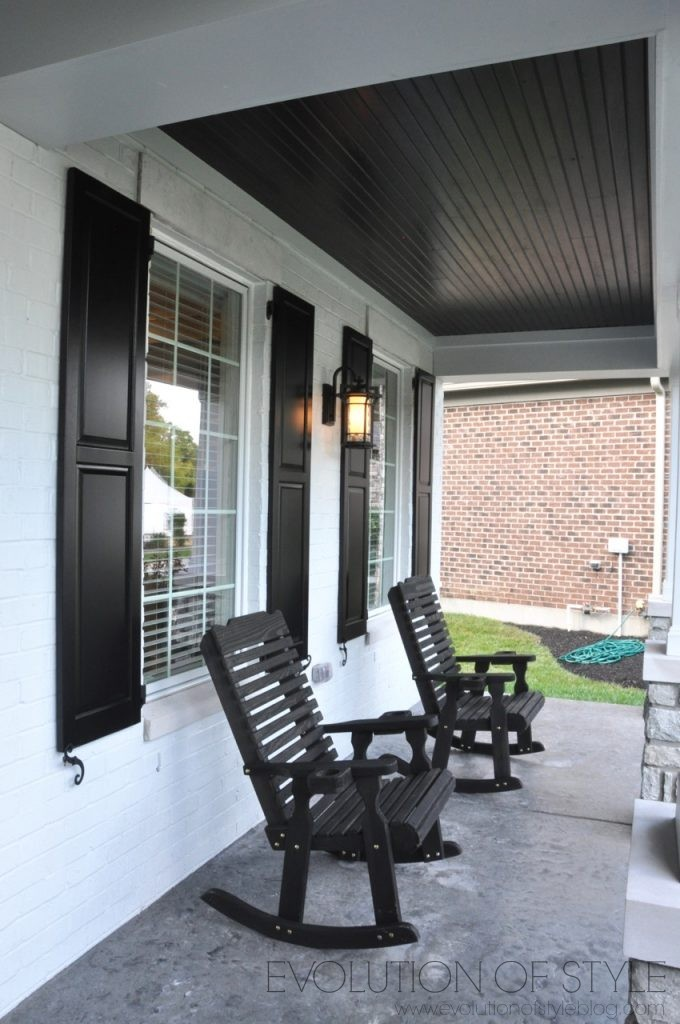 Homearama 2017: Front Porch