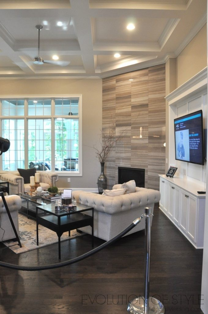 Homearama 2017: Family Room