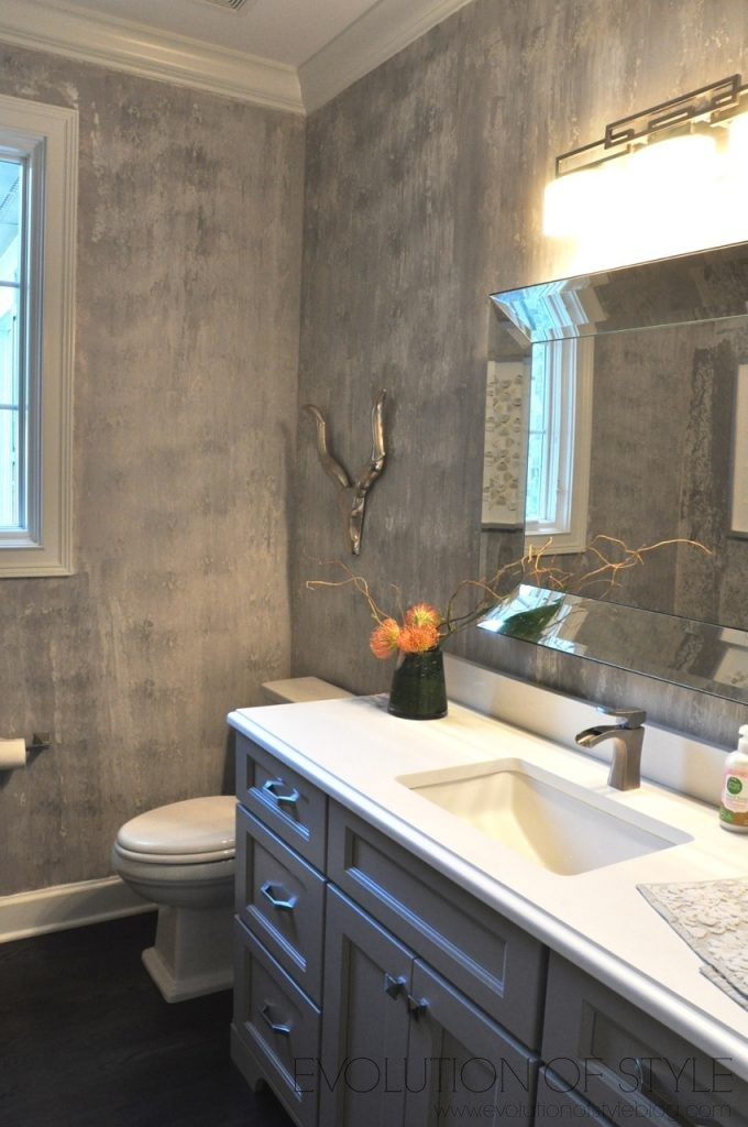 Homearama 2017: Powder Room