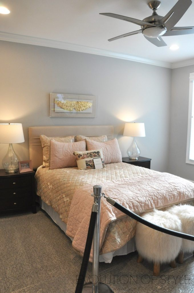Homearama 2017: Girl's Bedroom