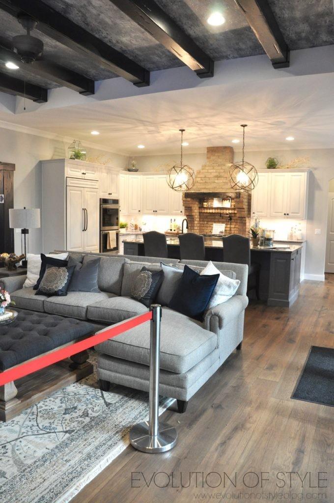 Homearama 2017: Open Floor Plan