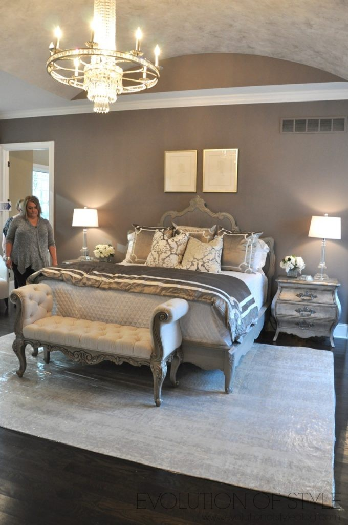 Homearama 2017: Master Bedroom
